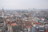 From Ghent bell tower Stock photo [5076714] Ghent