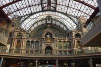 Antwerp Central Station Stock photo [5076753] Belgium