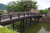 松代城 橋