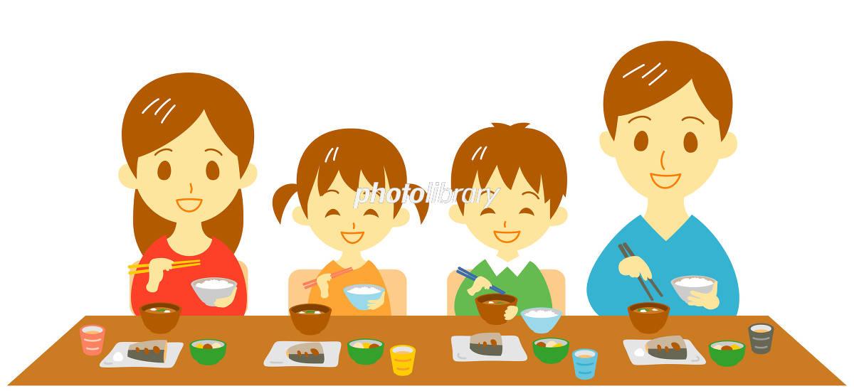 「味噌汁 家族 イラスト」の画像検索結果