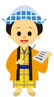 イラスト Edo era era talented sale(5258200)