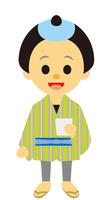 イラスト Edo period period drama(5258221)