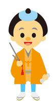 イラスト Edo period era play Okateri(5258223)