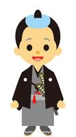 イラスト Edo period contemporary drama concentrate(5258226)