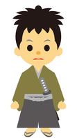 イラスト Edo period era play Ronin(5258235)