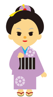 イラスト Edo period era play(5258237)