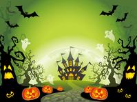 イラスト Halloween background(5259133)