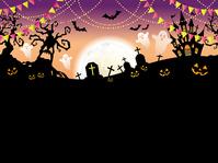 イラスト Seamless Halloween Background(5259136)