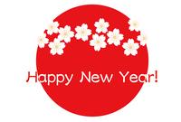 イラスト New Year's card template(5259238)