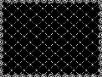 イラスト Lace snow crystal background(5259291)