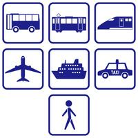 イラスト Vehicle transportation means(5259490)