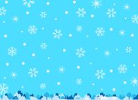 イラスト Snow Crystal Park(5259738)