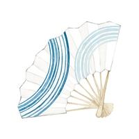イラスト Folding fan(5260116)