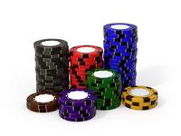 イラスト Casino chip(5260418)