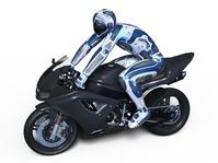 イラスト Super hero rider(5260482)