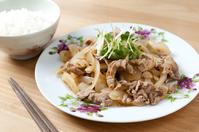 写真 Stir-fry of pork and onion(5261639)