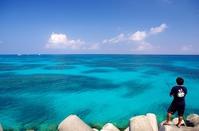 写真 Coral reefs offshore of Nishihama, Hateruma-jima Island, Okinawa(5262314)