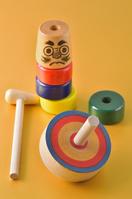 写真 Japanese traditional toys(5263022)