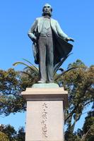 写真 Bronze statue of Toshimichi Okubo(5265385)