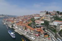 写真 Historical district of Porto taken from Don Lewis I bridge(5265450)