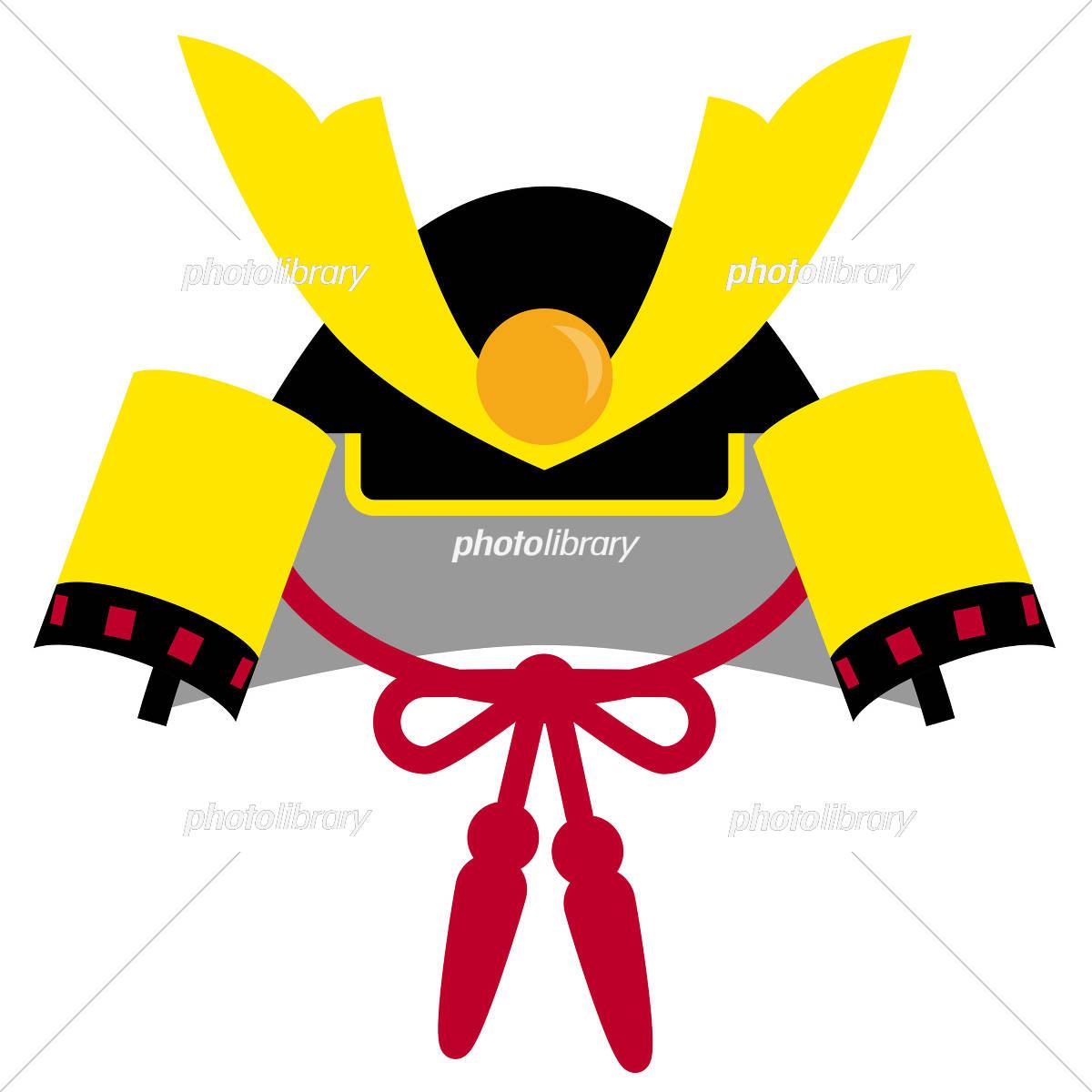 鎧兜 端午の節句 イラスト素材 5350227 フォトライブラリー