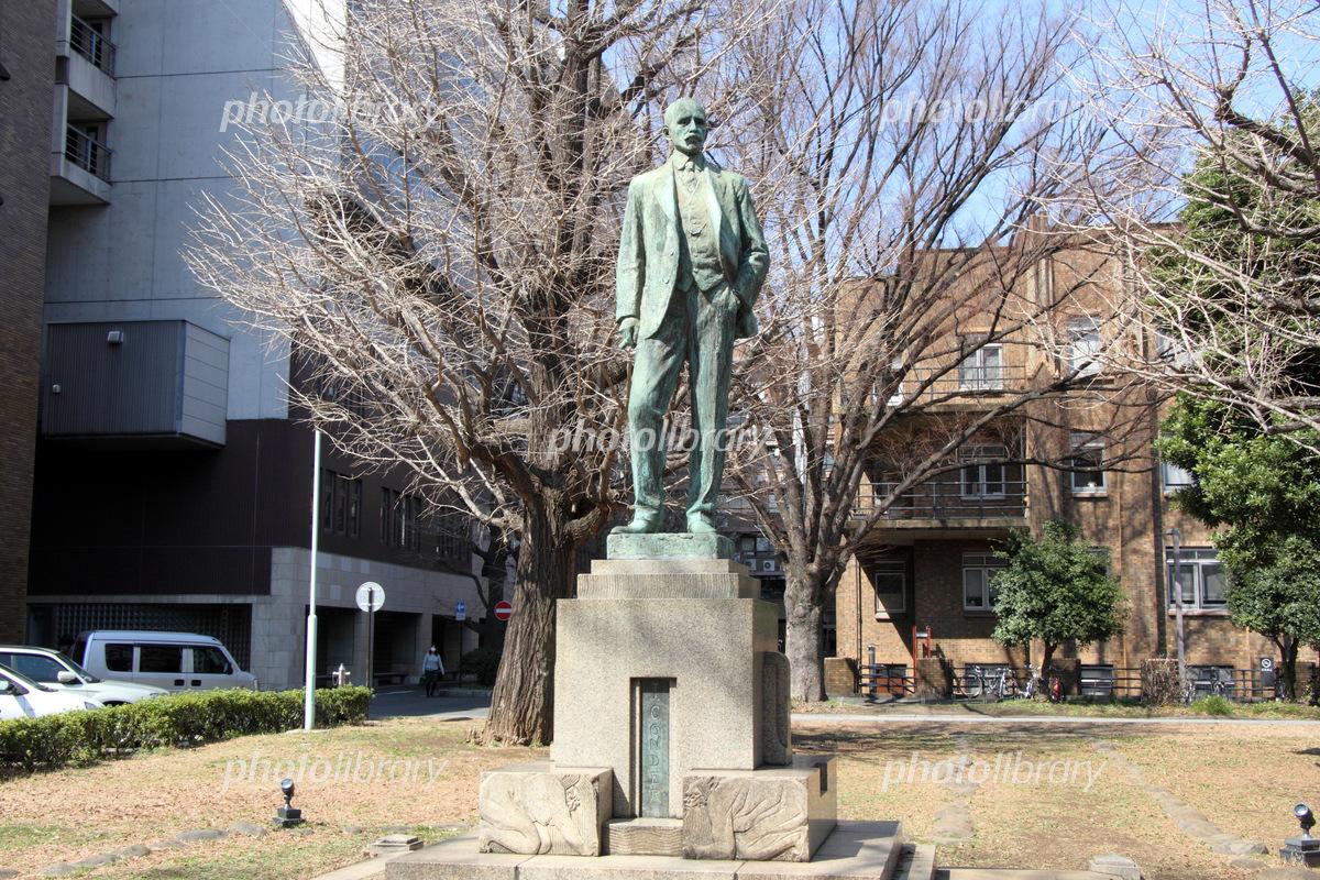 ジョサイア・コンドル像 (東京...