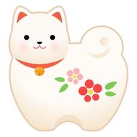 Dog's ornament [5348275] dog