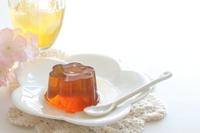 写真 Tea jelly and ice drink(5355295)