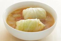 写真 Roll cabbage and consomm��� soup(5355317)