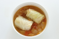 写真 Roll cabbage and consomm��� soup(5355322)