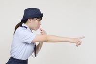 写真 A wife who blows a whistle(5355370)