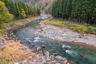 写真 Flow of the upper Katsuragawa(5355547)
