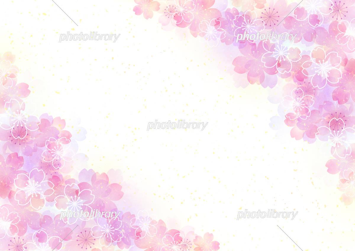 壁紙 桜 イラスト ギャラリーイラスト