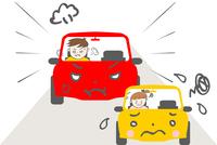 イラスト Temptation driving(5544750)