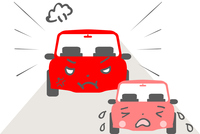イラスト Temptation driving(5545796)
