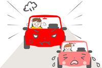 イラスト Temptation driving(5546431)
