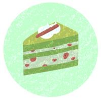 イラスト Green tea cake(5547653)