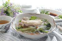 写真 Chicken wings and lazy soup(5548066)