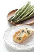 写真 Asparagus's ready-to-eat bread(5550737)