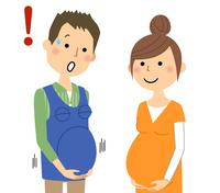 イラスト Young couple parents class(5588892)