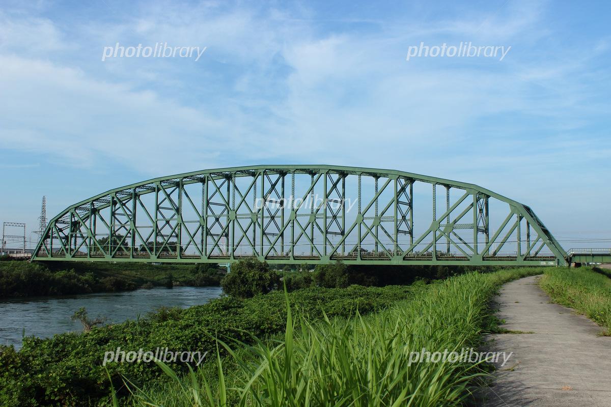 京都 澱川橋梁 写真素材 [ 5658046 ] - フォトライブラリー photolibrary