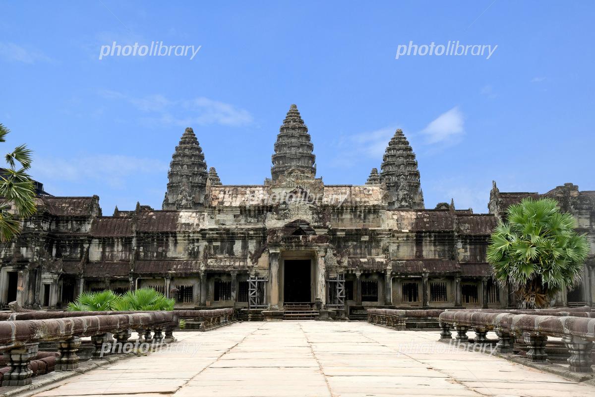 ワット アンコール 【カンボジア】アンコールワットの見どころや周辺のおすすめ観光スポットを紹介