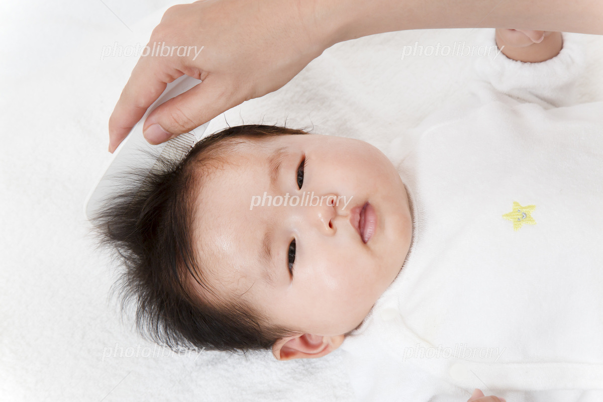 髪の毛 赤ちゃん