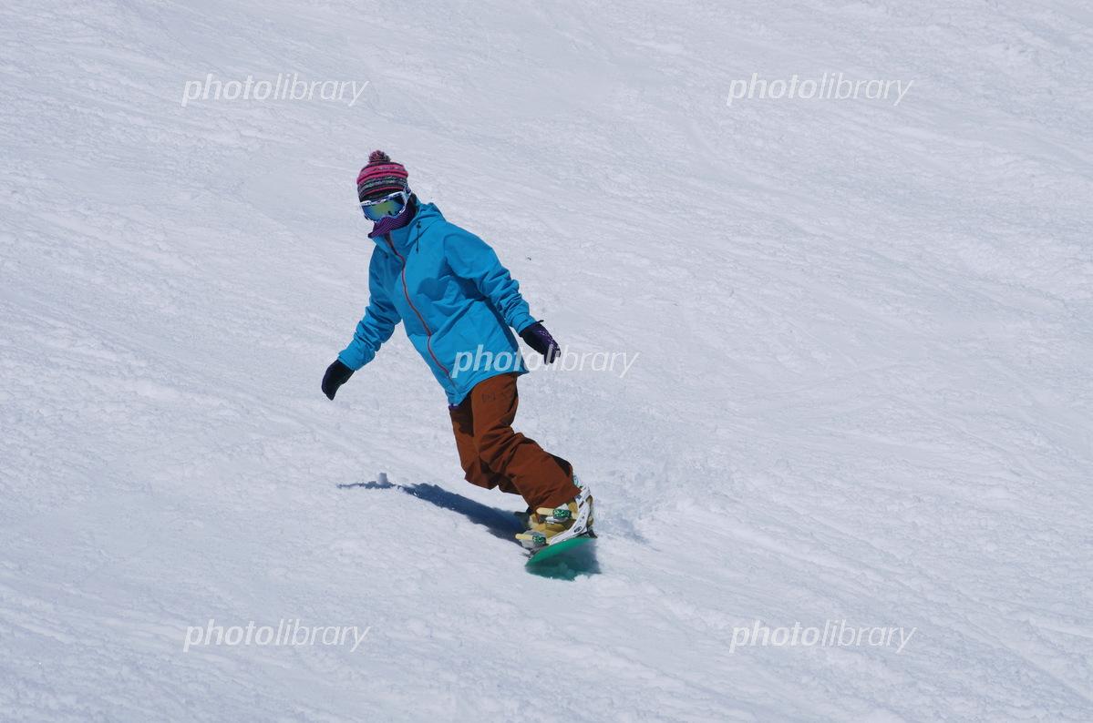 越後湯沢のスキー場 写真素材 [ 4184065 ] - フォトライブラリー