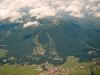 Bandai Aerial Stock photo [297682] Mount