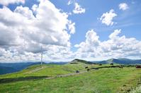 Shikoku Karst five-stage plateau Stock photo [298658] Shikoku