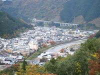 Gujo Hachiman of streets Stock photo [343791] Gifu