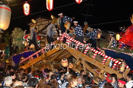 角館のお祭り 写真素材 [ 408592...