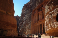 City of Petra Stock photo [408405] World