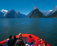 New Zealand Milford Sound Stock photo [409272] New